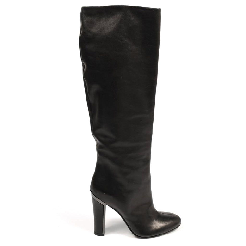 Sebastian Milano Shoes Women High boots Black - LeCITY