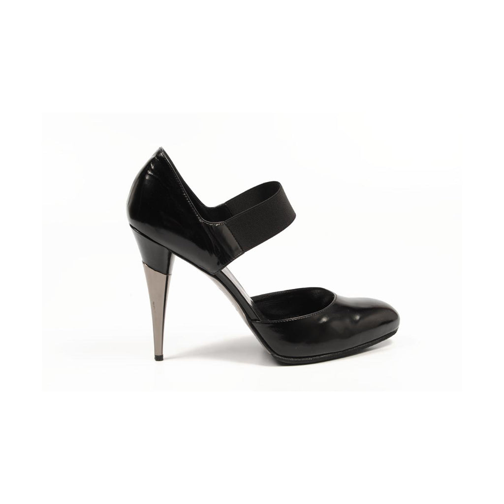 Sebastian Milano Shoes Women Pumps Black - LeCITY