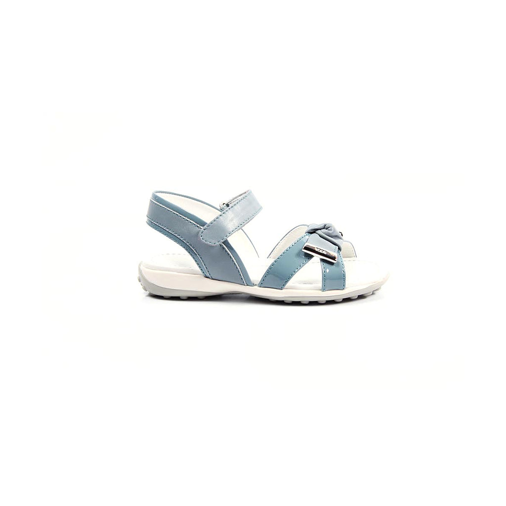 Tod's Kids Girls Sandals Light Blue - LeCITY