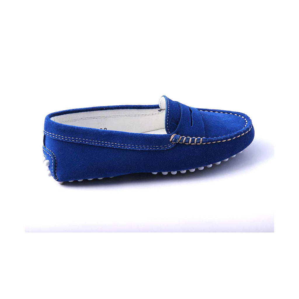 Tod's Kids Boys Loafers Blue