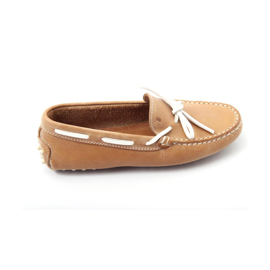 Tod's Kids Boys Loafers Brown - LeCITY