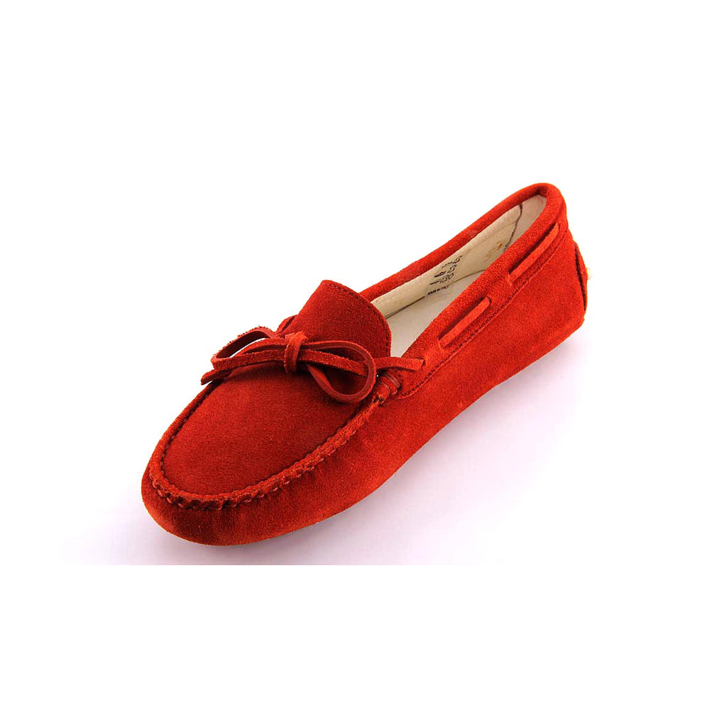 Tod's Kids Boys Loafers Red - LeCITY