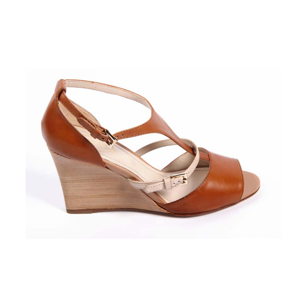 Tod's Shoes Women Sandals Brown - LeCITY