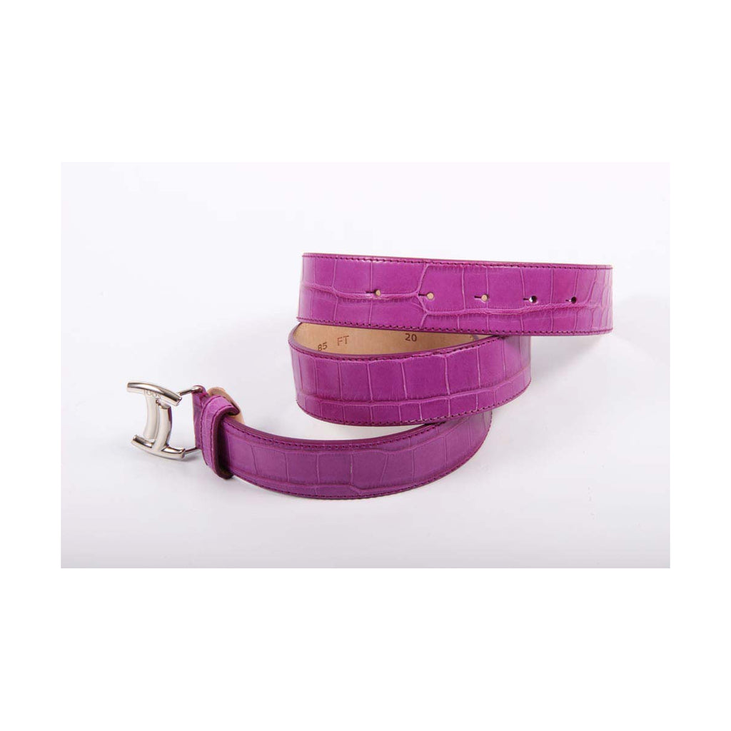 Tod's Women Belts Purple - LeCITY