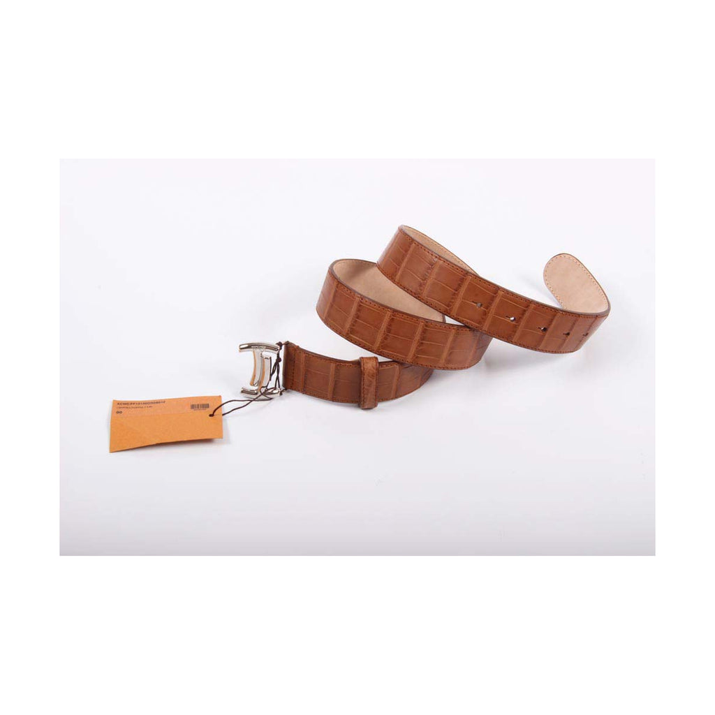 Tod's Women Belts Brown - LeCITY