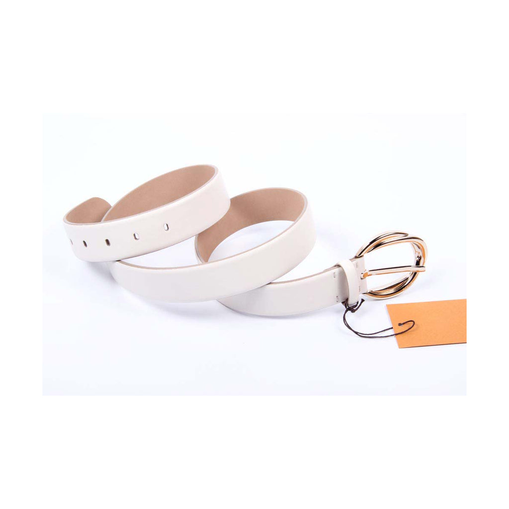 Tod's Women Belts White - LeCITY
