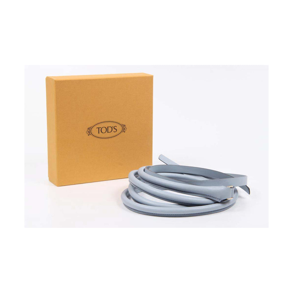 Tod's Women Belts Light Blue - LeCITY