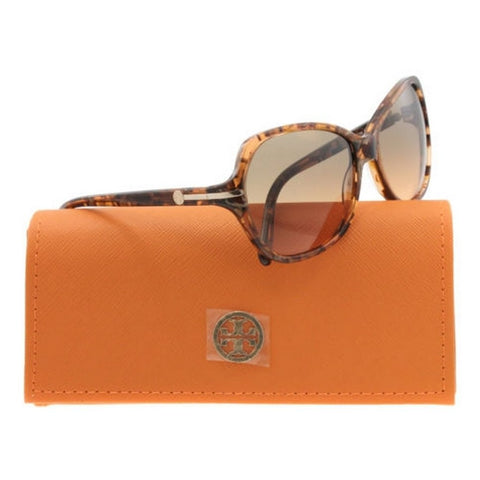 Tory Burch TY7054 Women's Sunglasses, Havana