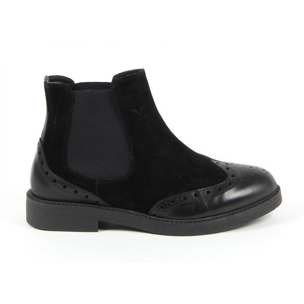 V 1969 Italia Mens Ankle Boot V7015 NERO