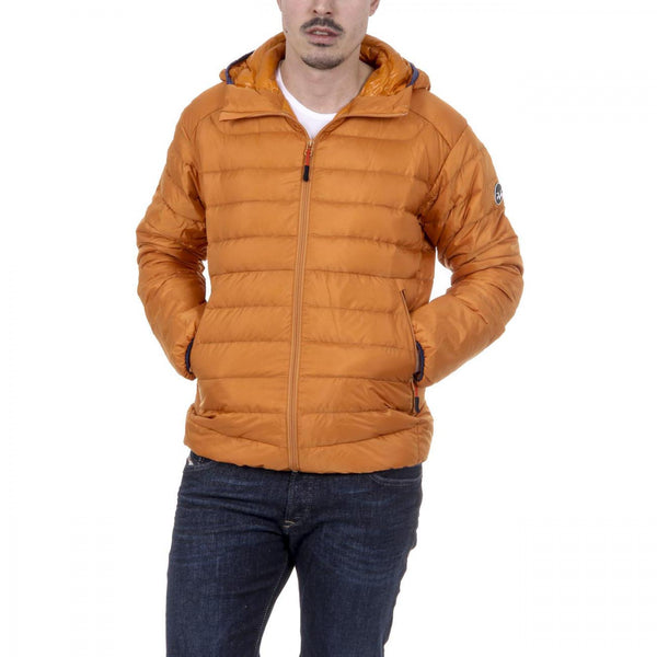 V 1969 Italia Mens Down Jacket ARTICO ORANGE