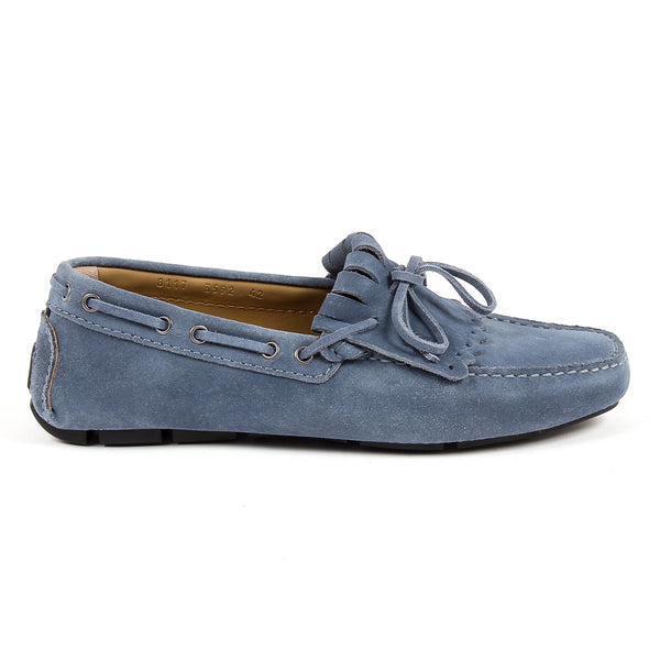 V 1969 Italia Mens Loafer Blue GABRIEL