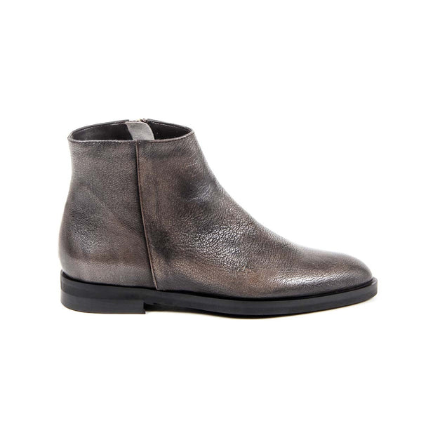 V 1969 Italia Womens Ankle Boot B1993 ASPORT GRIGIO