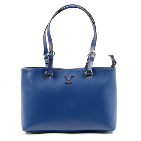 V 1969 Italia Womens Handbag Blue GLORY