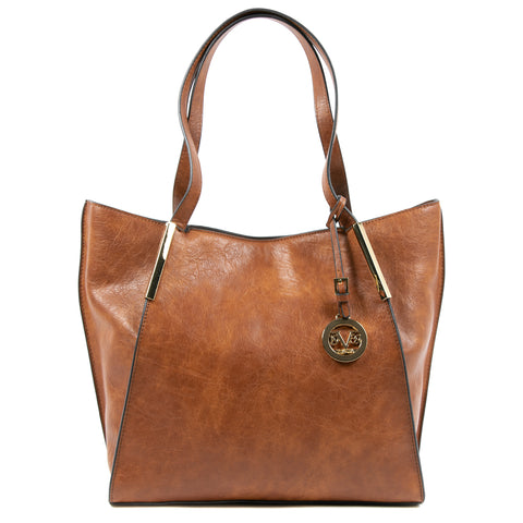 V 1969 Italia Womens Handbag Brown REBECCA
