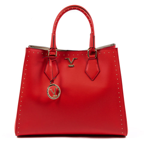 V 1969 Italia Womens Handbag Red CRETA
