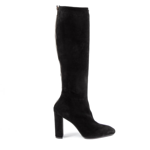V 1969 Italia Womens High Boot Black YARA