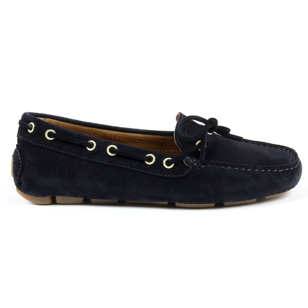 V 1969 Italia Womens Loafer Dark Blue PISA