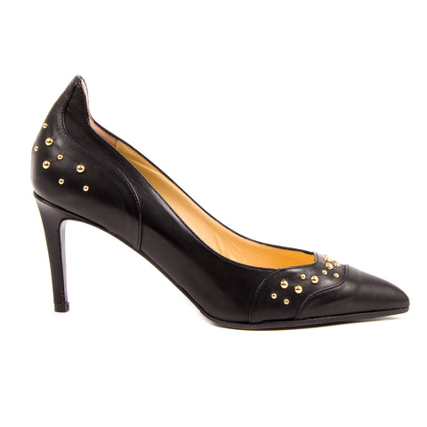 V 1969 Italia Womens Pump Black BERNA