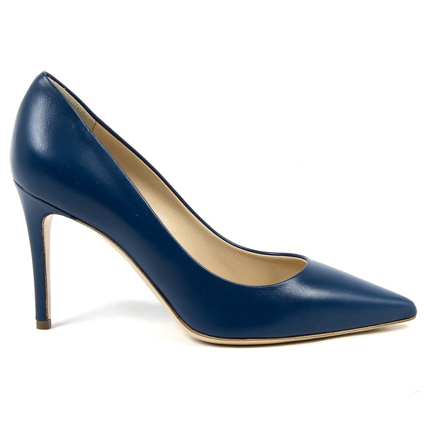 V 1969 Italia Womens Pump Blue MINA