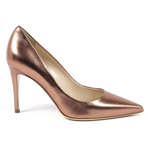 V 1969 Italia Womens Pump Bronze MINA