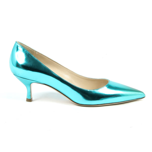 V 1969 Italia Womens Pump Light Blue ASIA