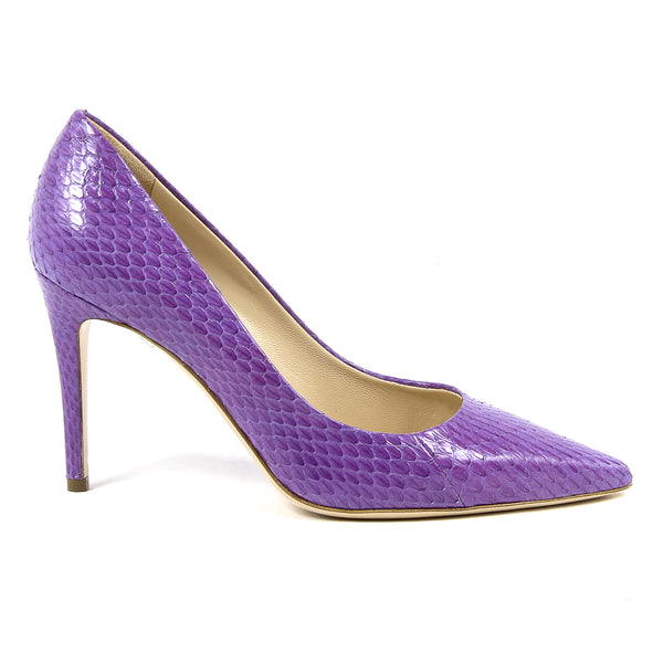 V 1969 Italia Womens Pump Purple MINA