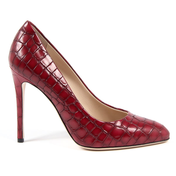 V 1969 Italia Womens Pump Red ILARY