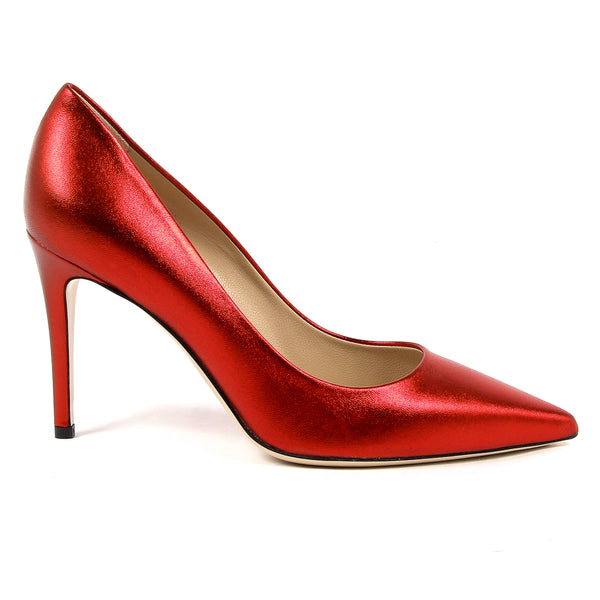 V 1969 Italia Womens Pump Red MINA