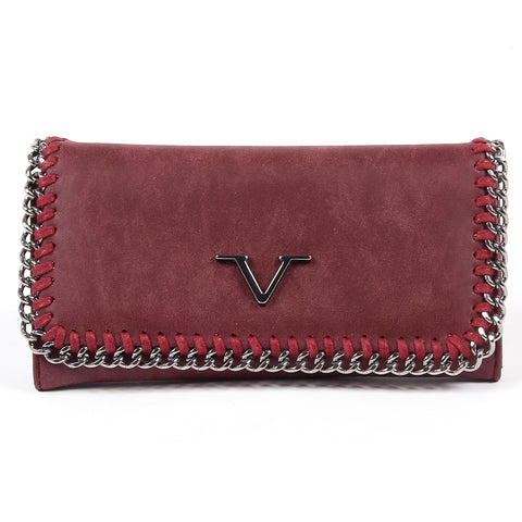 V 1969 Italia Womens Purse Dark Red VENUS