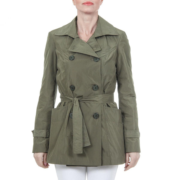 V 1969 Italia Womens Trench NEW MEMORY