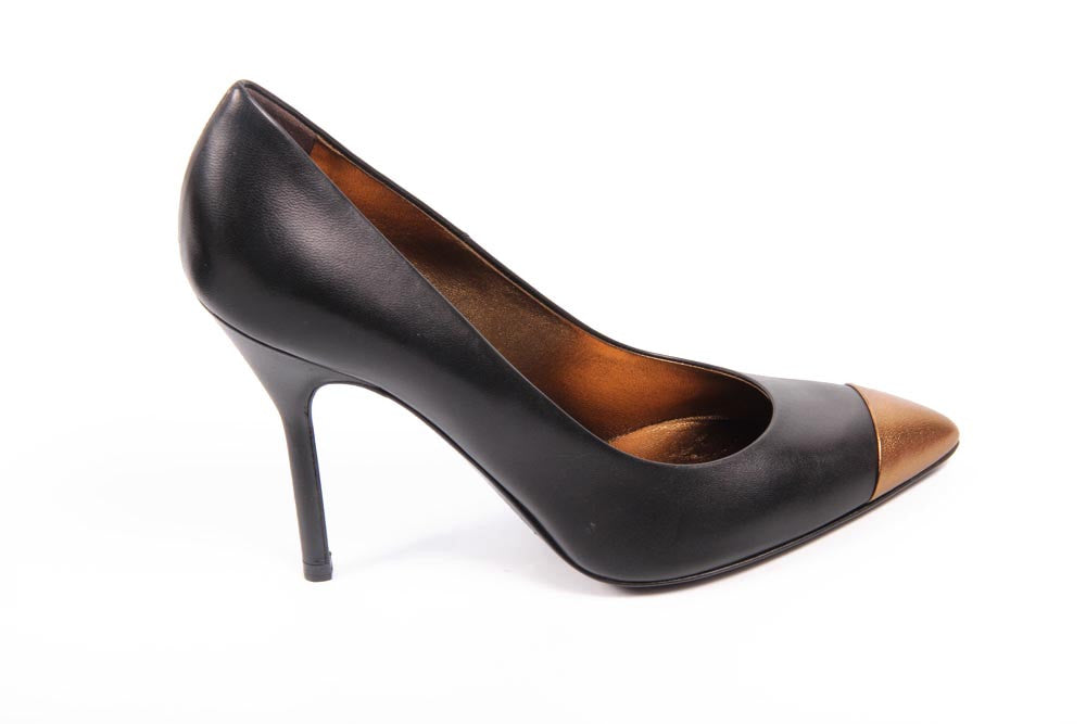 Yves Saint Laurent Shoes Women Pumps Black - LeCITY
