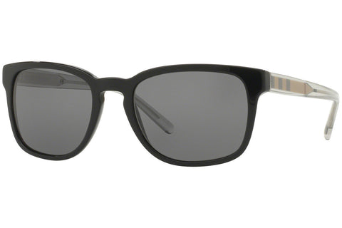 Burberry Mens BE4222 sunglasses black