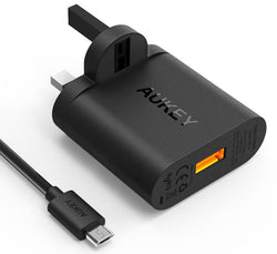 Aukey USB Adapter 2.0 Quick Charge