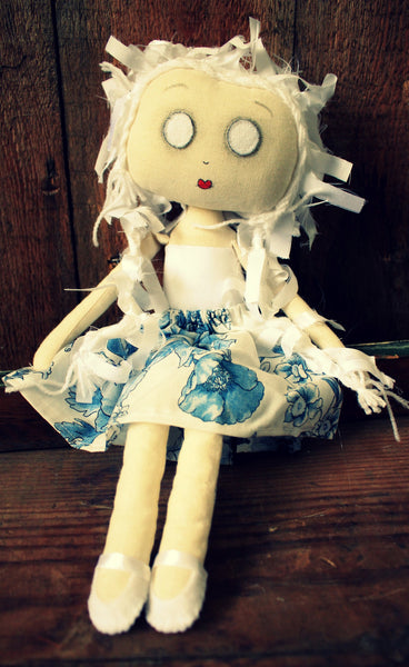 Creepy Cute Ghost Doll