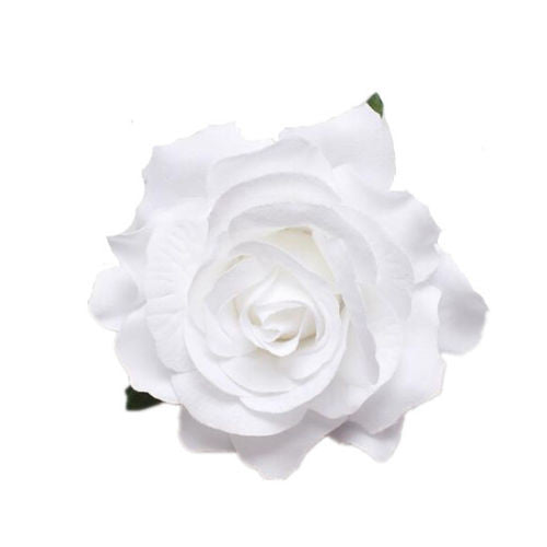 White Flower Hair Accessory