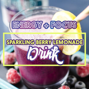 Sparkling Berry Lemonade ENERGY