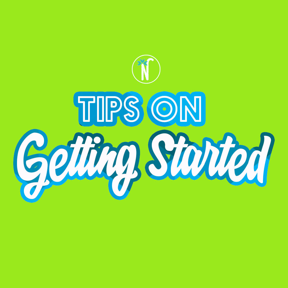 Tips on Getting Started