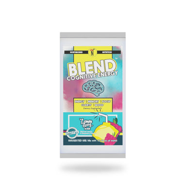 BLEND™ Cognitive Energy and Endurance Formula - LemonBerry Bomb
