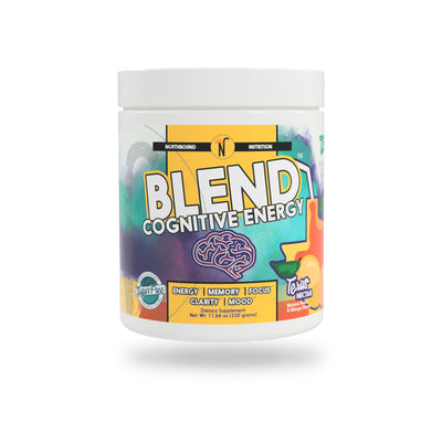 BLEND™ Cognitive Energy and Endurance Formula - Texas Nectar - New Label & Improved Flavor