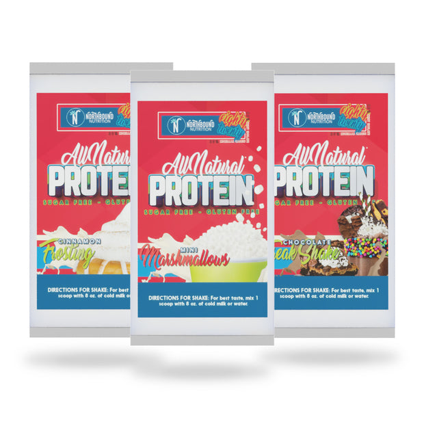 NATURAL 80/20 PROTEIN - SAMPLES