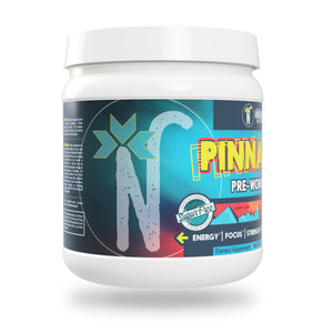 PINNACLE™ Pre-Workout - Pink Slushee - New Label & Improved Flavor