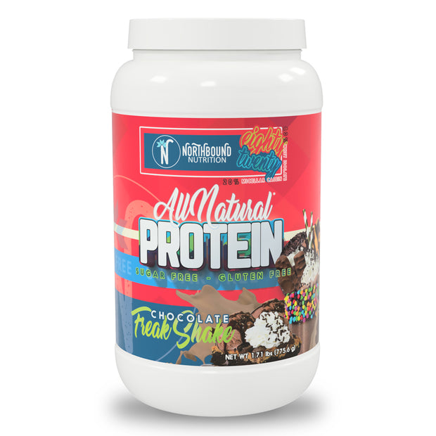 All Natural Protein Blend (80% Isolate/20% Casein) - Chocolate FreakShake