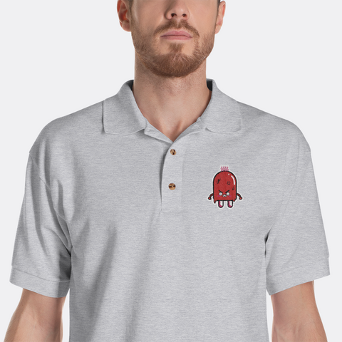 Men's Embroidered Polo Shirts