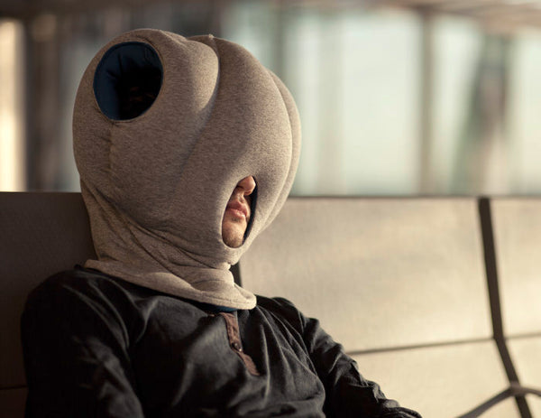 Ostrich Pillow | Unique & Fun Valentine's Day Gifts | Witty Novelty