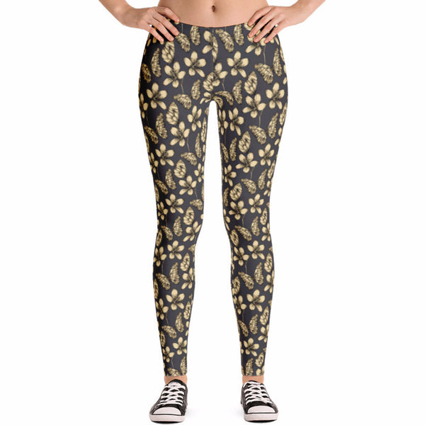 Butterfly Explosion Leggings | Leggings | Witty Novelty