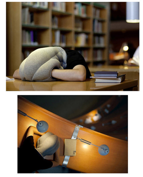Ostrich Pillow | Unique Gifts & Novelty Travel Pillows