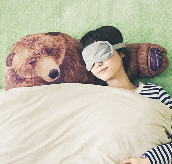 Bear Hug Pillows | Home Decor Gifts For Animal Lovers | Witty Novelty