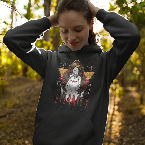 All For Eternity Hoodie |  | Witty Novelty