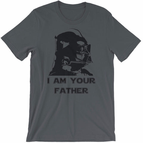I Am Your Father Unisex T-Shirt | Shirts | Witty Novelty