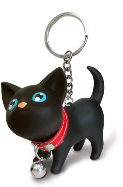Black Kitty Keychain | Cute Little Gifts | Witty Novelty
